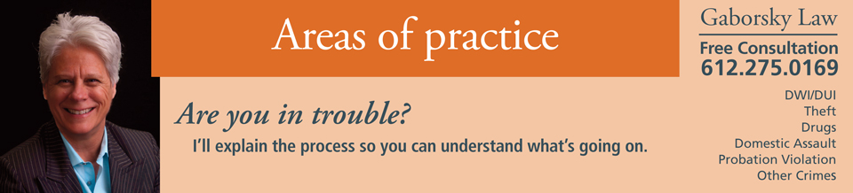 Gaborsky Law Areas of Practice